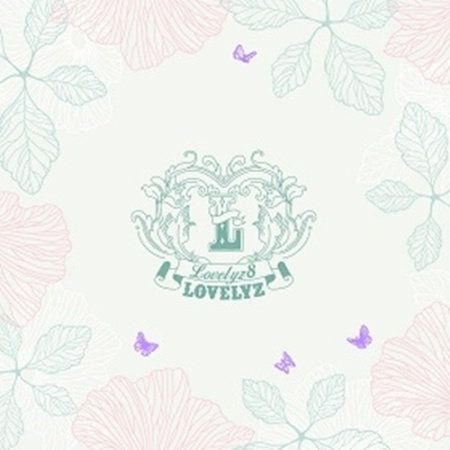 LOVELYZ -LOVELYZ8 (1ST MINI ALBUM)