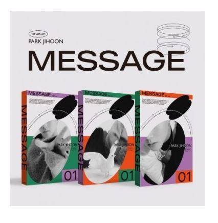 PARK JIHOON MESSAGE (1ST ALBUM)