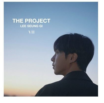 LEE SEUNGGI THE PROJECT (7TH ALBUM)