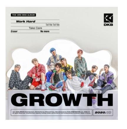 DKB GROWTH (3RD MINI ALBUM)