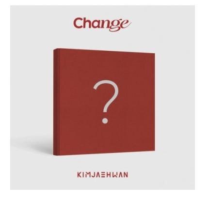 KIM JAEHWAN CHANGE (3RD MINI ALBUM)