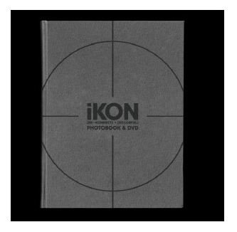 IKON 2018 PRIVATE STAGE PHOTOBOOK + DVD