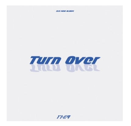 1THE9 TURN OVER (3RD MINI ALBUM)