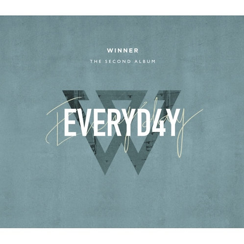 WINNER EVERD4Y (2ND ALBUM)