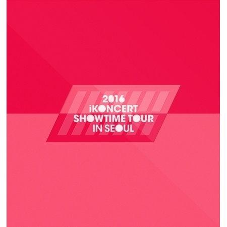 iKON - iKONCERT SHOWTIME TOUR IN SEOUL LIVE CD