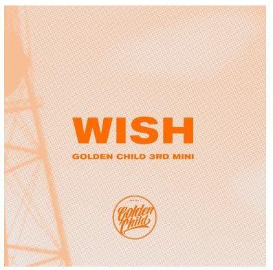 GOLDEN CHILD WISH 3RD MINI ALBUM