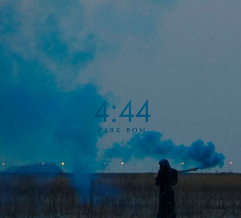 PARK BOM BLUE ROSE (REPACKAGE ALBUM)