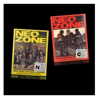 NCT127 NEOZONE (2ND ALBUM)