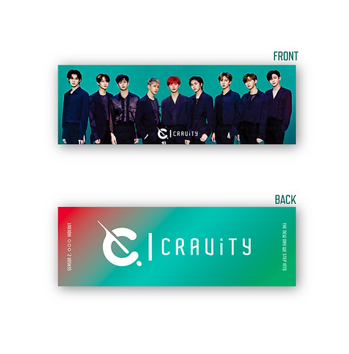 CRAVITY SEASON 2 OFFICIAL MD