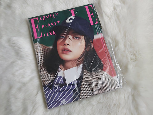 ONHAND ELLE MAGAZINE LISA COVER