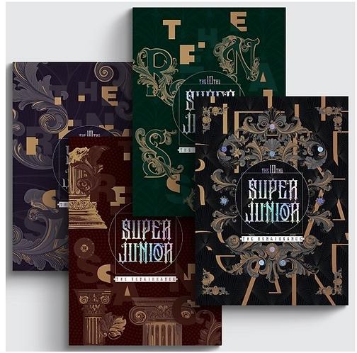 SUPER JUNIOR RENAISSANCE (10TH ALBUM)