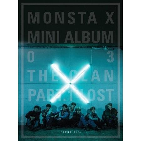 MONSTA X - THE CLAN PART 1