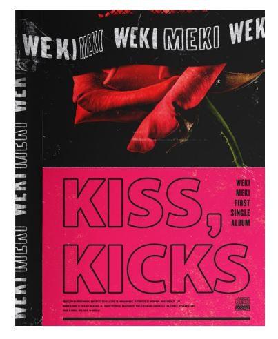 WEKI MEKI KISS KICKS 1ST SINGLE ALBUM