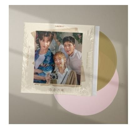 2LP RECORD OF YOUTH OST