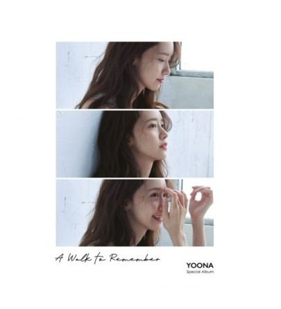 YOONA A WALK TO REMEMBER (SPECIAL ALBUM)