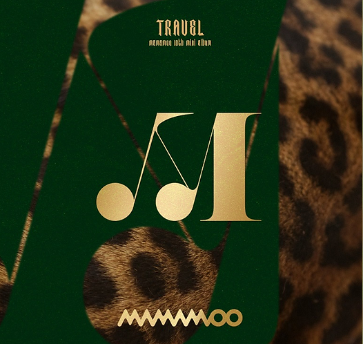 MAMAMOO TRAVEL (10TH MINI ALBUM)