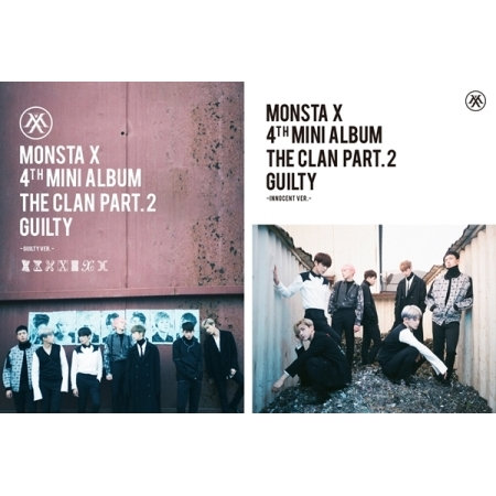 MONSTA X - THE CLAN PART4