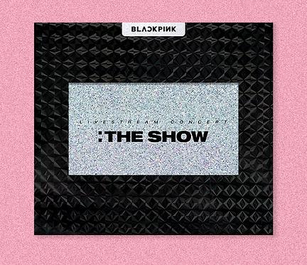 BLACKPINK 2021 THE SHOW LIVE CD