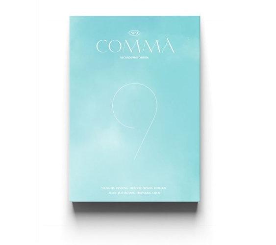 SF9 COMMA (2ND PHOTOBOOK)