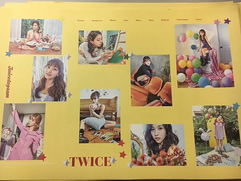 ONHAND TWICE POSTERS