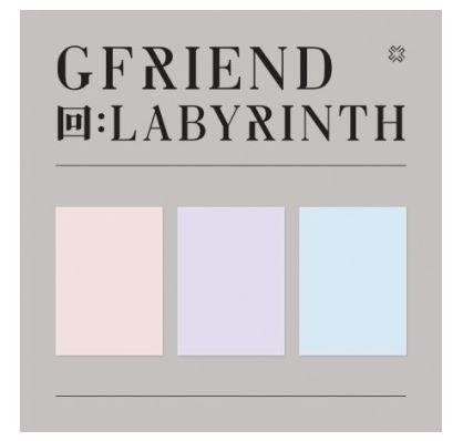GFRIEND LABYRINTH ALBUM