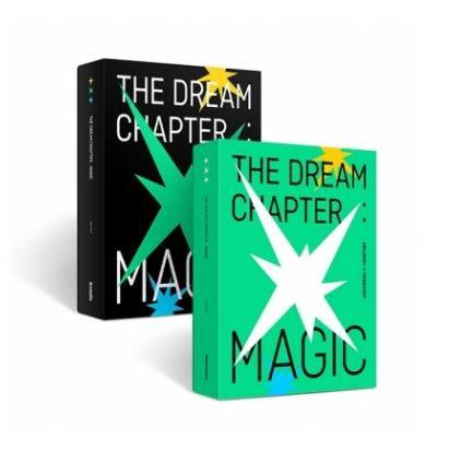 TXT THE DREAM CHAPTER: MAGIC