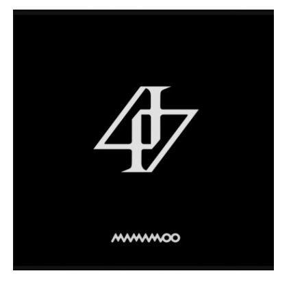 MAMAMOO REALITY IN BLACK (2ND ALBUM)