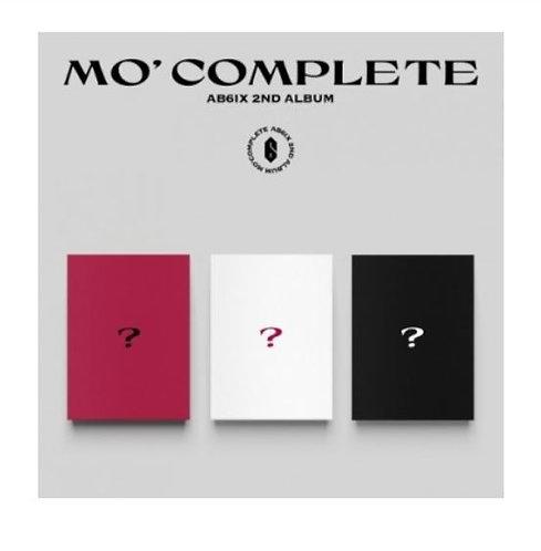AB6IX MO' COMPLETE (2ND ALBUM)