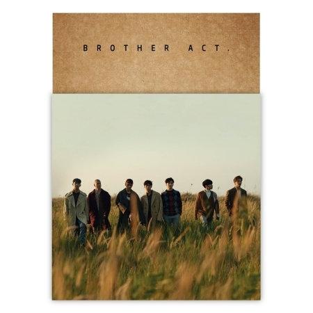 BTOB- BROTHER ACT (VOL.2)