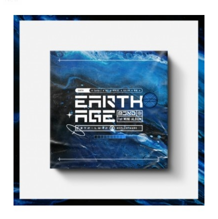 MCND EARTH AGE (1ST MINI ALBUM)