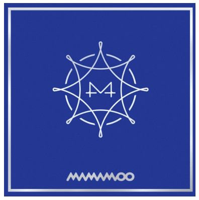 MAMAMOO BLUES (8TH MINI ALBUM)