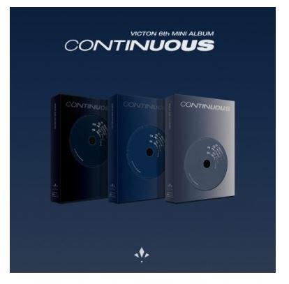 VICTON CONTINUOUS (6TH MINI ALBUM)