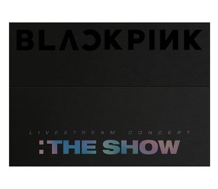 BLACKPINK 2021 THE SHOW DVD