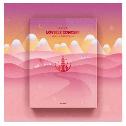 LOVELYZ 2019 WINTER WORLD 3 CONCERT BLURAY