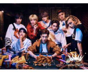 (LIMITED EDITION) STRAY KIDZ JAPAN ALBUM ALL IN