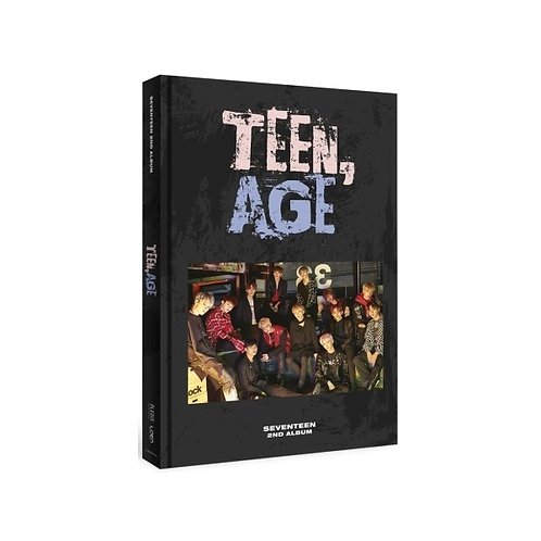 SEVENTEEN - VOL.2 TEEN,AGE