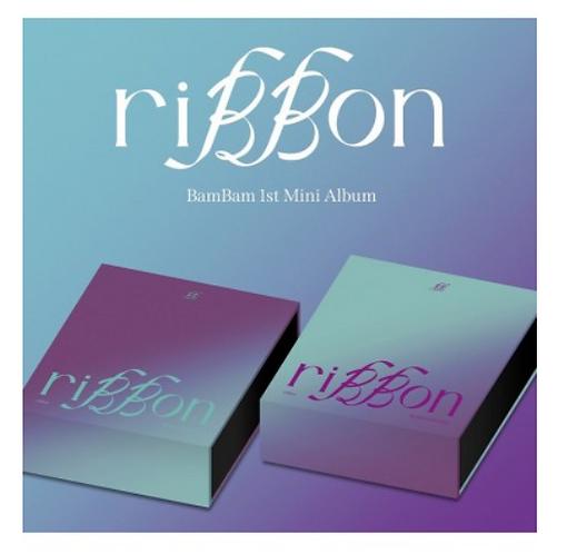 BAMBAM RIBBON (1ST MINI ALBUM)