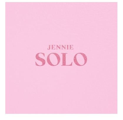JENNIE SOLO 1ST SINGLE ALBUM