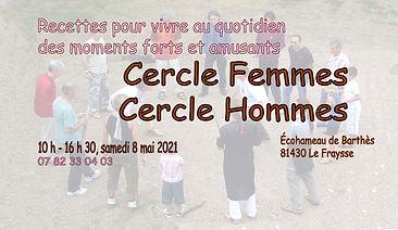 2020, 05 08 cercle hommes cercle femmes.