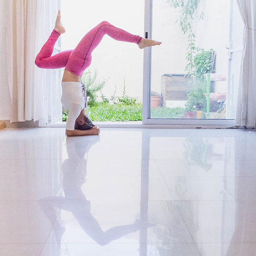 12 clases | Yoga Fuerte