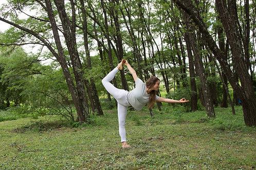4 clases | Yoga Fuerte