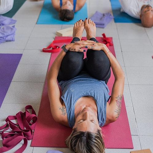 4 Clases | Yoga Terapia