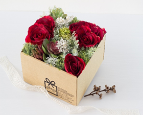 Flower Basket 0051