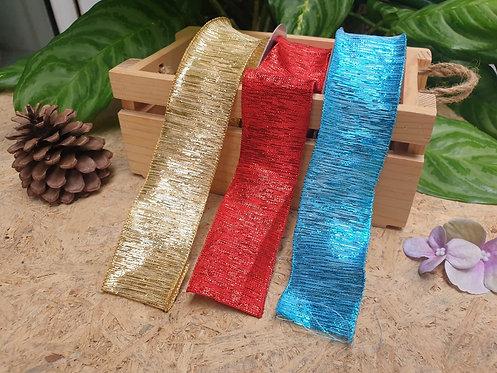 Ribbon Set - ริบบิ้นผ้าผสมดิ้น