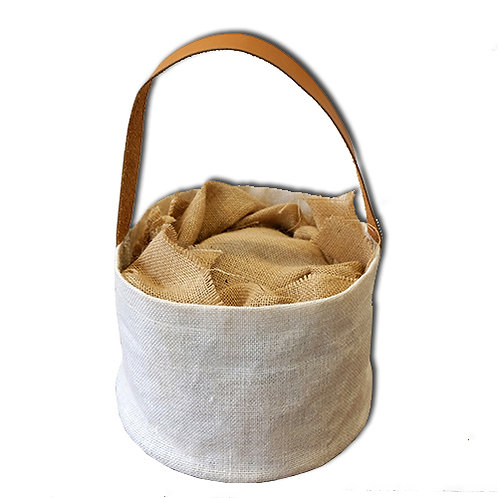 Bag with Holders Natural Product - One Type