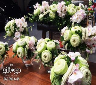 Flower Basket 0055