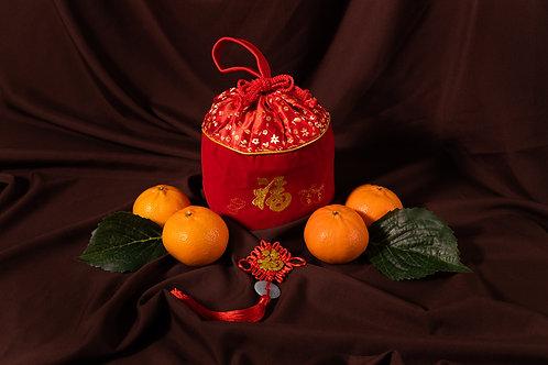 ชุดส้มมงคล SET B