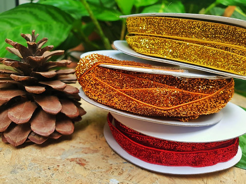 Little Fade Glitter Ribbon Set - ริบบิ้น Glitter ขนาดเล็ก