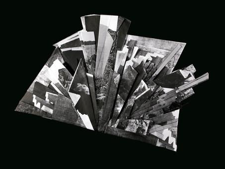 נופים מקופלים, 2017-2016, עינת אמיר