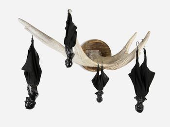 עטלפים של ילדותנו, 2016, מקס אפשטיין